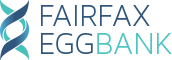 logo for Fairfax EggBank, one of our egg donor registries | Reproductive Science Center of the San Francisco Bay Area