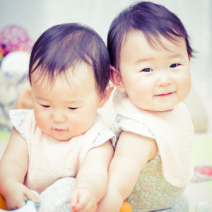Twins from an IVF twin pregnancy   RSC SF Bay Area
