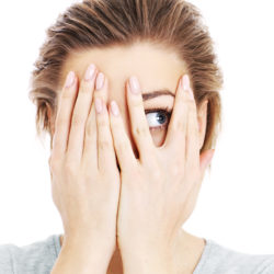 Woman facing infertility holding her face in her hands   RSC of the SF Bay Area