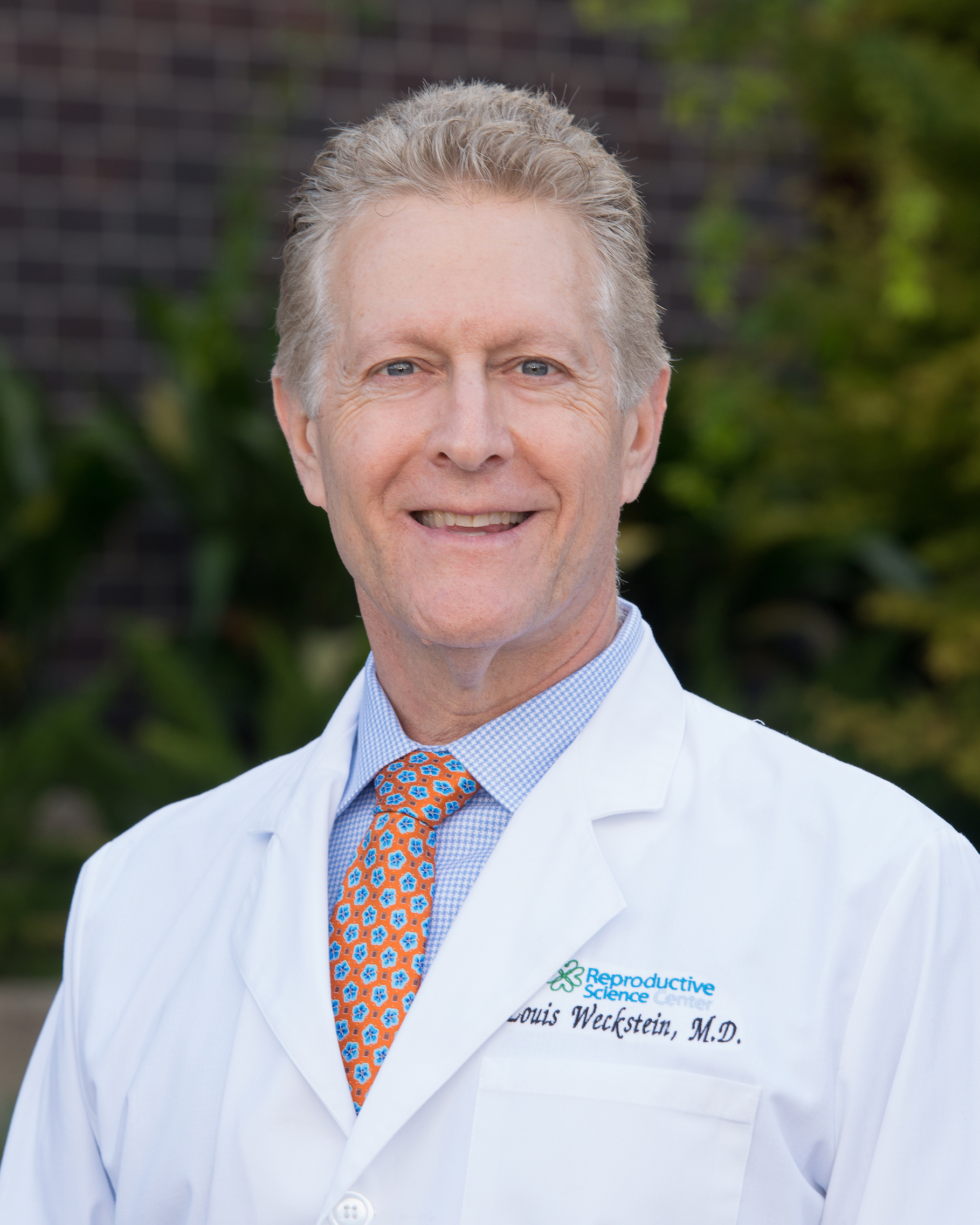 Dr. Louis Weckstein | Reproductive Science Center of the San Francisco Bay Area Fertility Clinic