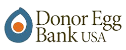 logo for Donor Egg Bank USA, one of our egg donor registries | Reproductive Science Center of the San Francisco Bay Area